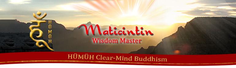 Letterhead for Wisdom Master Maticintin