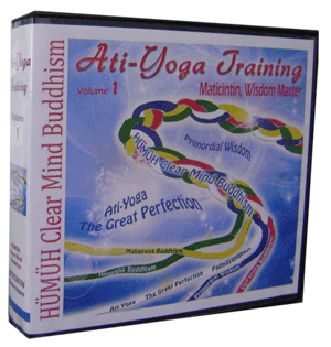 Ati-Yoga Training , Vol. 1