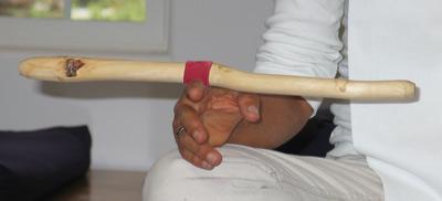 Meditation Stick