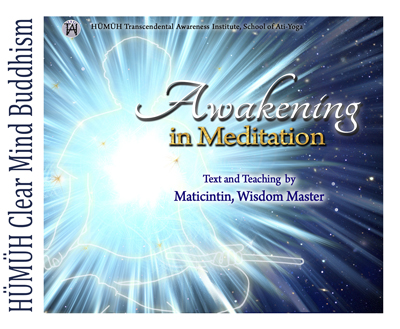 Awakening in Meditation Elective Course