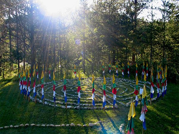 Spiritual Practice Tool: Labyrinth