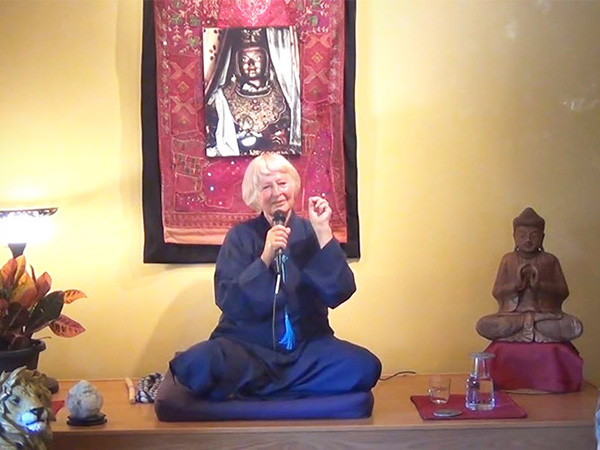 Talk with Wisdom Master Maticintin at the Meditation & Dharma Center in Kingman