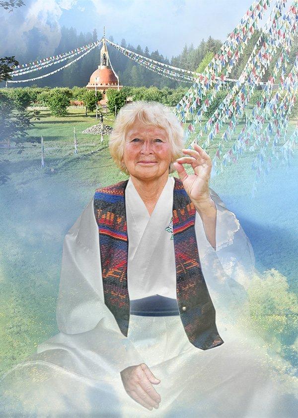 Wisdom Master at Skycliffe Monastery