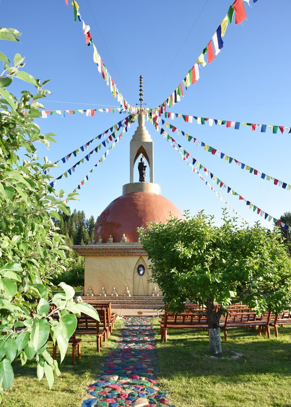 Skycliffe Stupa3