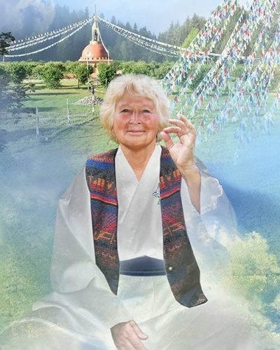 Wisdom Master Maticintin at Skycliffe Monastery