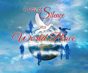 Silence for World Peace